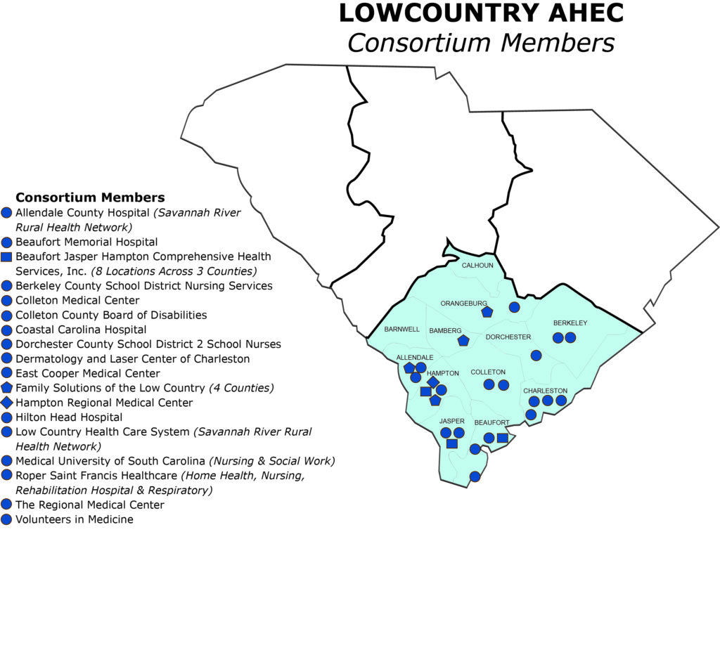 Lowcountry Map 16